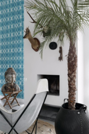 Esta Home Boho Chic Behang 148683 Tie Dye/Kleurverloop Behang