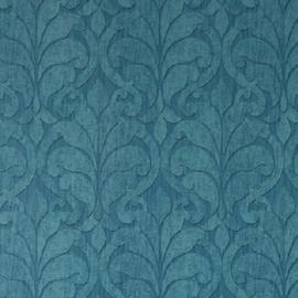 Eijffinger Siroc Behang 376003 Barok/Verweerd/Blauw