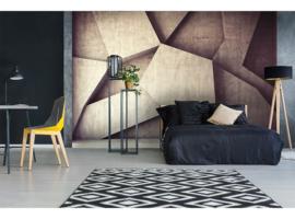 Dimex Fotobehang Concrete Background MS-5-0037 3D/Modern/Industrieel