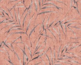 AS Creation Greenery Behang 37335-4 Botanisch/Planten/Bladeren/Koraal