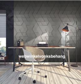 Marburg Smart Art Aspiration Fotobehang 46783 Saskia/Modern/3D/Diepte/Driehoek