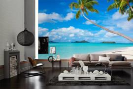 AS Creation Wallpaper XXL3  Fotobehang 470687XL Palm Beach 2 /Strand