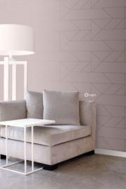 Origin City Chic Behang 353-347720 Grafisch/Modern/Room/Goud