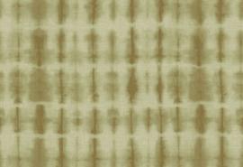 Hookedonwalls Arashi Behang 4842 Indigo/Japanse Techniek/Natuurlij/Textile