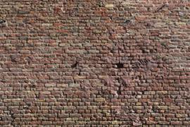 AS Creation Wallpaper 3 XXL Fotobehang 471746 XL Ziegel 1/Stenen/Baksteen
