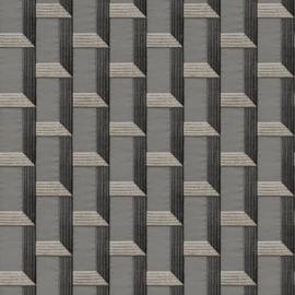 Dutch Wallcoverings Wallstitch Behang DE120075 Modern/Abstract/3D/Linnen structuur