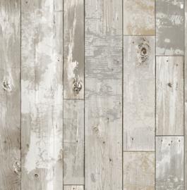 Dutch Wallcoverings Trilogy Behang FD24054 Hout/Planken/Vintage