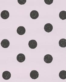 Eijffinger Black & Light  356061 Stippen/Dots/Modern Behang