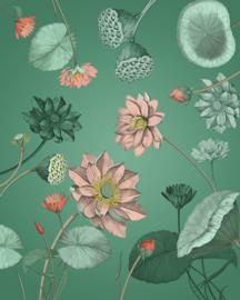 Komar Home Imagine Edition 4 Fotobehang X4-1028 Blissful/Botanisch/Bloemen
