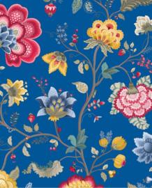 Eijffinger Pip Studio 3 Behang 341034 Floral Fantasy/Romantisch/Bloemen/Blauw
