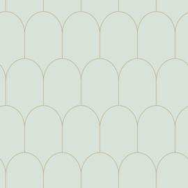 Esta Home Art Deco Behang 156-139202 Bogen/Arches/Modern/Art deco motief
