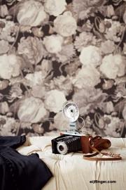 Eijffinger Masterpiece Behang 358001 Klassiek/Romantisch/Bloemen