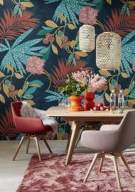 @Walls Schoner Wohnen/New Modern Fotobehang 31860 Exotic/Botanisch/Modern/Bladeren/Bloemen