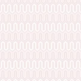 Rasch Galerie Geometrix Behang GX37612 Geometrisch/Modern/Landelijk/Romantisch/Roze