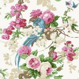 Origin Bloomingdale Behang . 326151 Bloemen/Vogels/Romantisch
