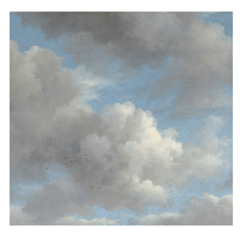 Kek Amsterdam WP 394 Golden Age Clouds Fotobehang  - Dutch Wallcoverings