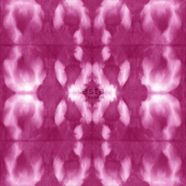 Esta Home Boho Chic Behang 148684 Tie-Dye Shibori/Modern Behang