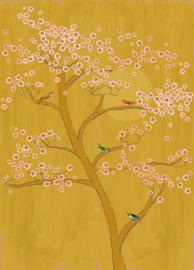 Onszelf Amazing Fotobehang 542127 Boom/Japan/Botanisch/Natuurlijk/Bloesem