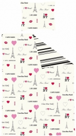 Dekbed 156806  paris Love-Esta
