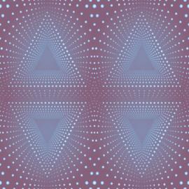 Noordwand Good Vibes Behang GV24220 Modern/Geometrisch/Driehoek/Stippen