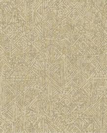 Eijffinger Terra Behang 391522 Etnisch/Fantasie/Glamour