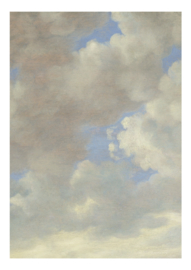 Kek Amsterdam WP-205 Golden Age Clouds 2 Fotobehang  - Dutch Wallcoverings
