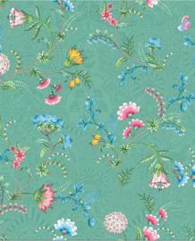 Eijffinger Pip Studio 5 Behang 300124 Bloemen/Flowers/Floral/Romantisch/Landelijk/Kinderkamer/Groen