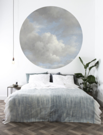 Kek Circle/Wonderwalls CK 007 Lucht/Wolken/Cirkel Fotobehang - Dutch Wallcoverings