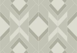 Hookedonwalls Tinted Tiles Behang 29030 Helix/Grafisch/Modern