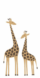 Esta XL Photowalls For Kids Fotobehang 155801 Giraffe/Dieren/Giraf/Kinderkamer