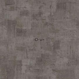 Origin Identity Behang 345-347386 Natuurlijk/Donker Taupe