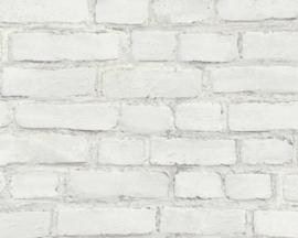 AS Creation New Studio 2.0 Behang 37414-2 Bakstenen/Steen/Landelijk/Modern