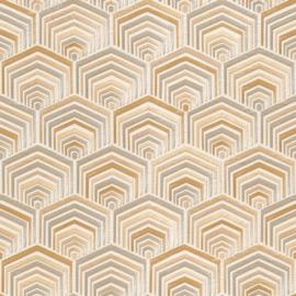 Dutch Wallcoverings Wallstitch Behang DE120042 Art Deco/Modern/Retro