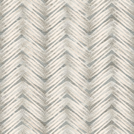 Dutch Wallcoverings Odyssee Behang L97908 Modern/Grafisch/Zigzag