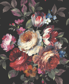 Nina Hancock/Stonyhurst NH50001 Klassiek/Romantisch/Bloemen Behang - Dutch Wallcoverings