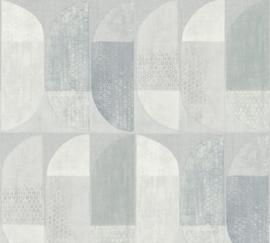 AS Creation Geo Nordic Behang 37531-5 Geometrisch/Modern/Retro
