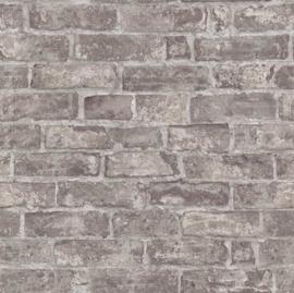 Behangexpresse Imitations Behang 6318-11 Stenen/Verweerde Bakstenen/Landelijk/Modern