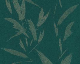 AS Creation New Elegance Behang 37549-1 Botanisch/Bladeren/Natuurlijk
