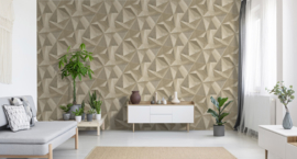 Dutch Wallcoverings Onyx Behang M35107 Modern/Grafisch/3D