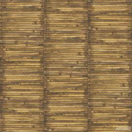 Noordwand Global Fusion Behang G56387 Bamboe/Landelijk/Natuurlijk/Bruin