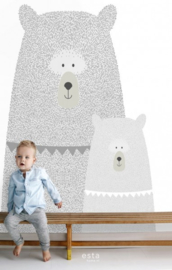 Esta XL Photowalls For Kids 158837 Beren/IJsbeer/Kinderkamer
