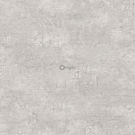 Origin Matieres Stone Behang 349-347565 Natuursteen met craquele effect/Modern/Landelijk