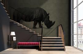 Walls by Patel DD110501 Rhino 1 Fotobehang - ASCreation