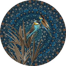 Behangexpresse Circle of Life/Select.D Cirkel TD815 Macron/Vogels/Mandala/Botanisch