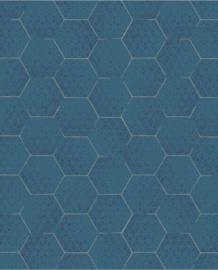 Eijffinger Enso Behang 386582 Grafisch/Geometrisch/Hexagon