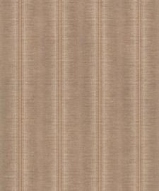BN Walls/Voca Grounded Behang 220631 Obanzi/Streep/Linnen Structuur/Natuurlijk