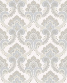 Nina Hancock/Stonyhurst NH50608 Klassiek/Barok/Ornament Behang - Dutch Wallcoverings