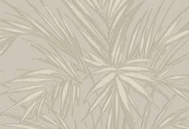 Hookedonwalls Tropical Blend Behang 33611 Kenzia/Botanisch/Bladeren/Natuurlijk