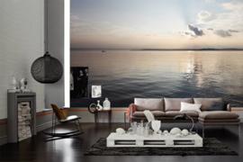 AS Creation Wallpaper XXL3  Fotobehang 470620XL Sundown at Sea/Natuur