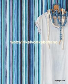 Eijffinger Stripes+  Behang 377013 Strepen/Blauw/Paars